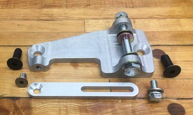 Gen3 hemi billet alternator bracket